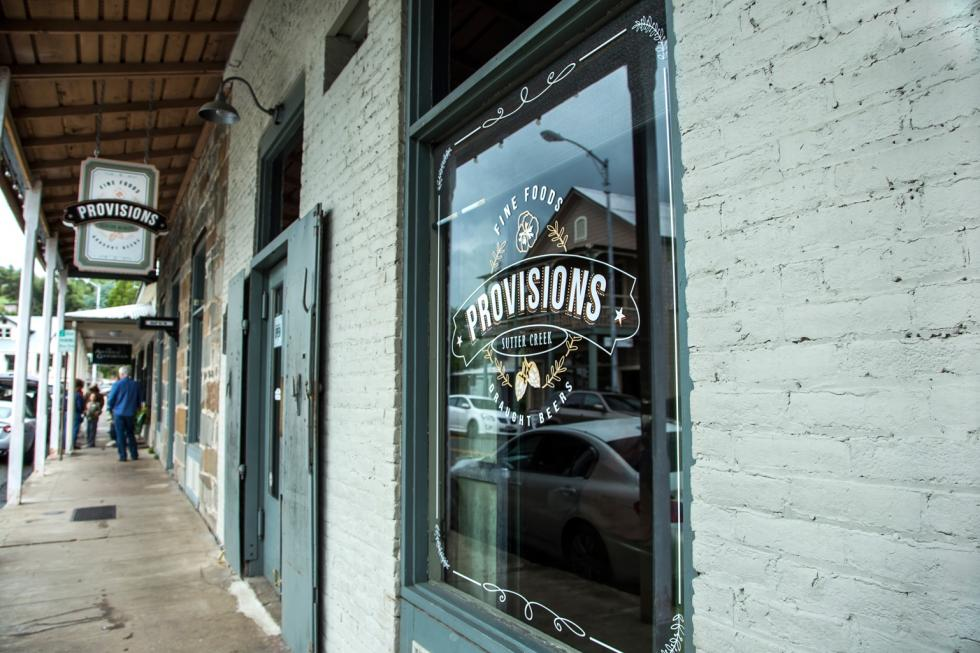 Sutter Creek Provisions is a family-owned specialty food store and live music venue.