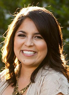 Katie Valenzuela Garcia works on environmental justice issues in Sacramento. (Photo courtesy Katie Valenzuela Garcia)